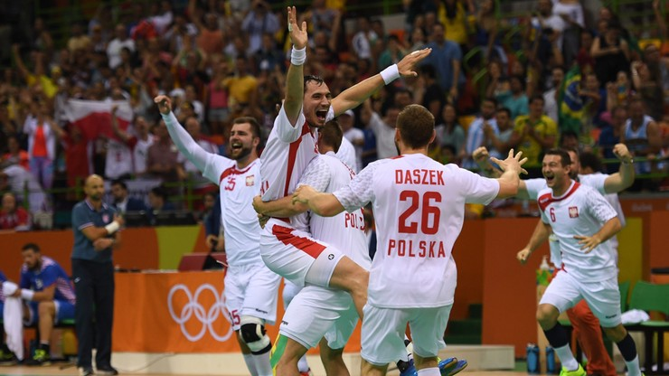 Mamy to! Król Karol i Piotr Wielki wprowadzili nas do półfinału igrzysk w Rio!