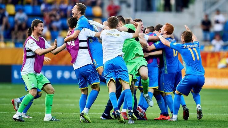 MŚ U-20: Ukraina pierwszym finalistą