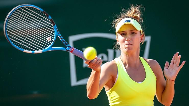 WTA w 's-Hertogenbosch: Kania awansowała do ćwierćfinału debla