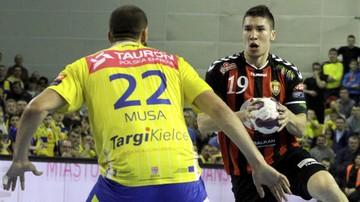 2016-06-01 Alex Dujszebajew w Vive Tauron Kielce!
