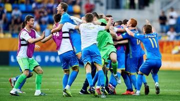 2019-06-11 MŚ U-20: Ukraina pierwszym finalistą